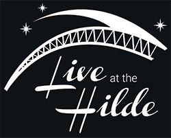 Plymouth 'Live at the Hilde' logo