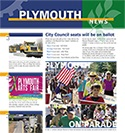 Download a PDF of the latest issue of the Plymouth News.