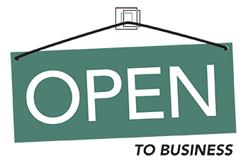 Open to Business program offered to Plymouth businesses