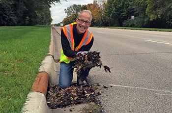 Volunteer to adopt a storm drain in Plymouth