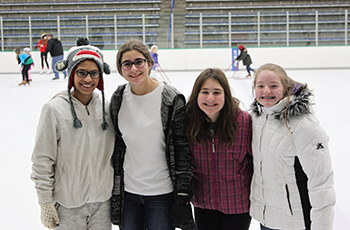 New Year's Eve Event at Plymouth Ice Center