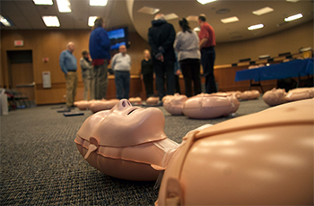Heart Safe Plymouth CPR and AED Training