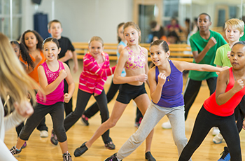 Dance classes are offered through Plymouth Parks and Recreation programming