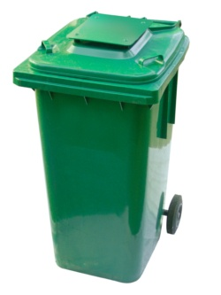 Cswmcb- Yard Waste Cart