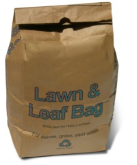 Compostable papge bags