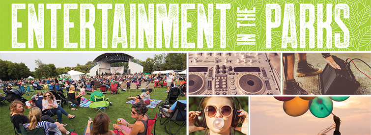 City of Plymouth Entertainment in the Parks events