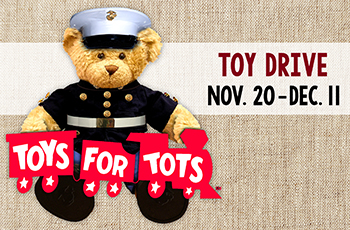 Toys for Tots Drive 2018