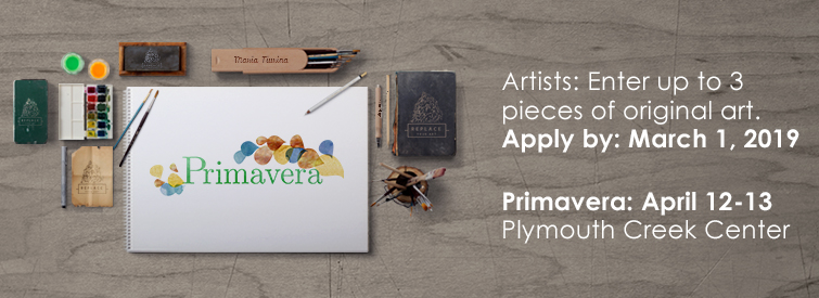 Primavera juried art show in Plymouth, MN