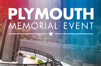 Plymouth Veterans Memorial Event