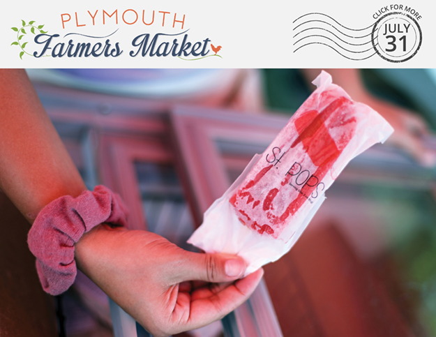 View the July 31, 2019 Plymouth Farmers Market Newsletter (PDF)