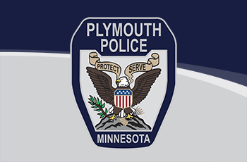 Plymouth Police Department logo