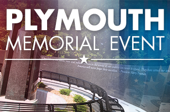 Plymouth Memorial Event