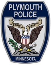 Plymouth Police Patch