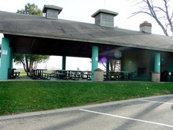 Parkers Lake North Picnic Shelter